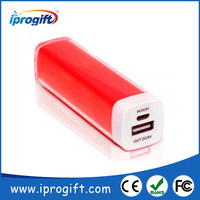 Wholesale Custom power bank glossy stick 3000mah