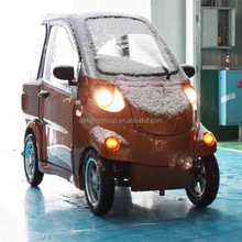 China cheap electric rechargeable car in automobiles for adult