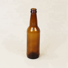 Factory direct 330ml Amber/ brown Glass Beer Bottle with cap
