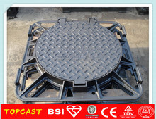 New Design UK Type Cast Iron Manhole Cover Price Manufacturers, DUCTILE IRON MANHOLE COVER