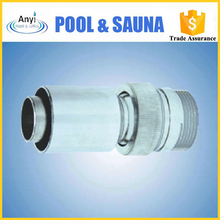 hot sale cardan shaft Universal steam mixing nozzle for stainless steel swimming pool waterfall