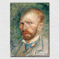 Vincent van Gogh Self-portraits famous artists for wall decoration