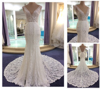 Vestidos De Novia Sexy Flower Mermaid Beach Wedding Dress Vintage Cheap Wedding Dress 2016 Robe De Mariage Bridal Gown A2 00
