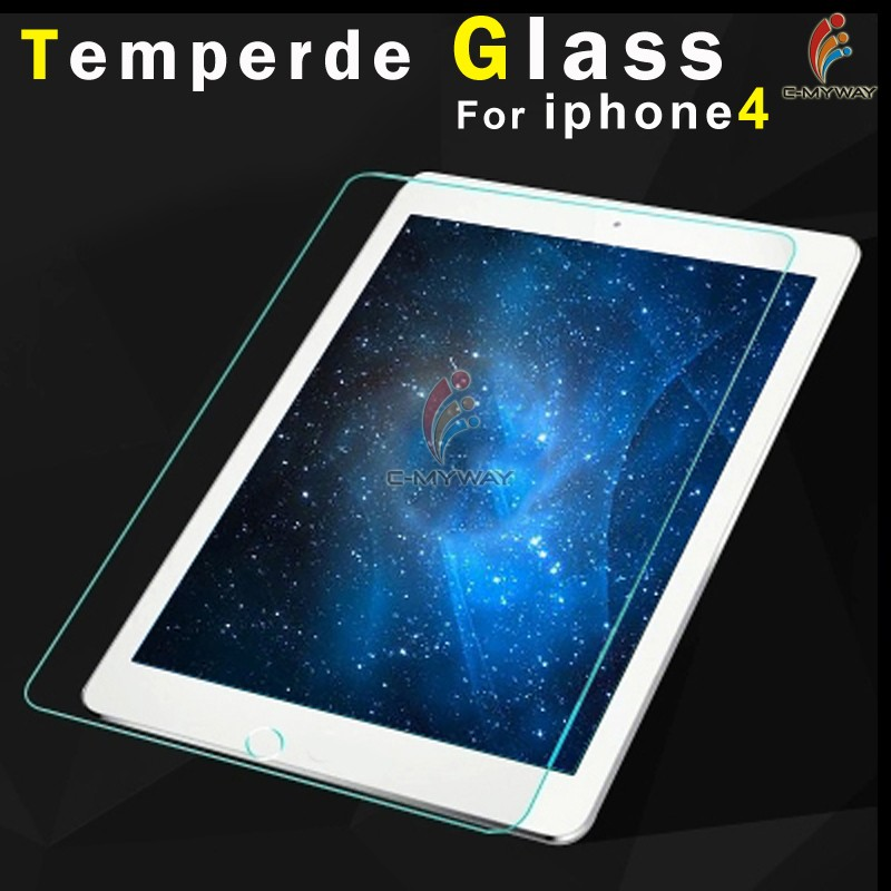 anti radiation anti blue light hd clear 0.33mm 2.5d tempered glass screen protector/ film for ipad mini 4