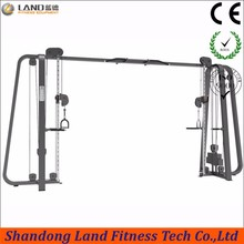 Maquinas de gimnasio Good Quality In Stock Commercial Gym Use Equipments/Adjustable Cable Crossover