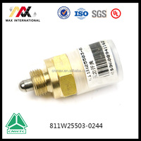 Sinotruk Spare Parts HOWO Spares electrical system Pressure switch 811W25503-0244