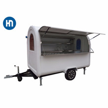 newest style concession food snack machine cars mobile kebab truck for sale