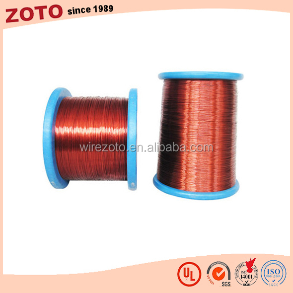 Enameled Aluninum Round Wire Insulating Film Coating,Widely Used For Fan Motor,Competitive Price And Long Service Life
