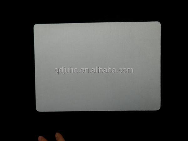 White blank sublimation mousepad