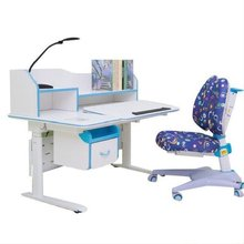 High quality portable kid adjustable table for single people