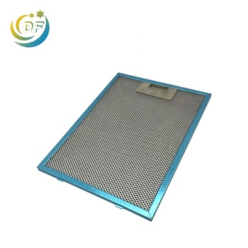 Durable design fashion kitchen carbon range hood replacement filter