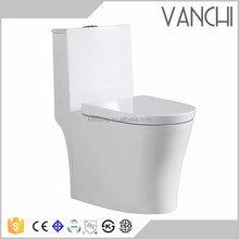 China manufacturer Bathroom siphonic one piece water closet