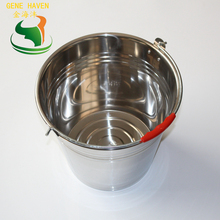 JHF-B04 Food Grade Health Stainless Steel Milk Pail Bucket for Storing Milk/Water