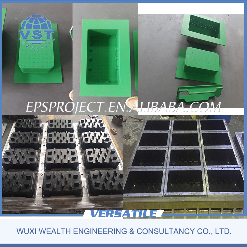 EPS Polystyrene foam Mould