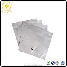 China Original factory promotional static shielding aluminum foil bag esd signal moisture barrier bags