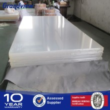 guangzhou 1220*2440 solid clear polycarbonate sheet