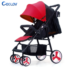 Compact best capella jolly happy baby stroller