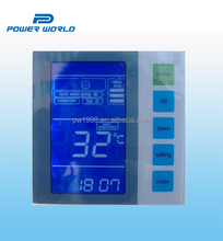 Famous Brand Anti-Freezing Air Source Heat Pump Controller With Excellent Quality