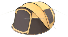 Hot Sale Automatic Pop Up 3-4 Person Sunscreen Beach Tent, CZH-0001 Pop Up Mountain Tent,Camping Tent