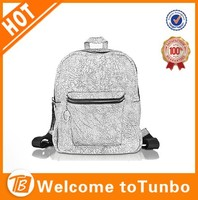 New fashion retro backpack welcro military backpack baby carrier backpack