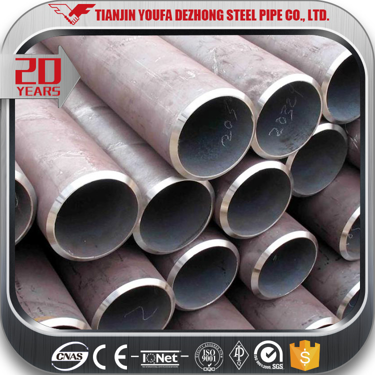 API 5L ERW Steel Pipe Gas ,oil transport line pipes