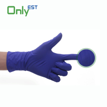 Non sterile powder free disposable cheap nitrile examination gloves latex free