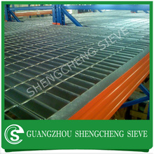 Welded steel shower floor grate drain shower grates