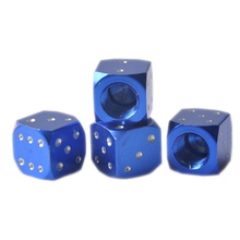 CNC popular colorful anodized Dustproof Dice Cover Caps for <strong>Auto</strong> parts