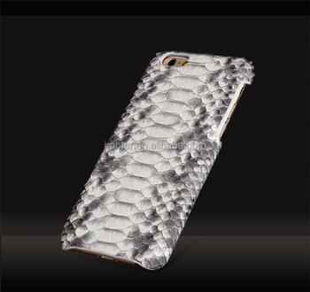 for Iphone 7 100% Python Leather Wholesale OEM ODM