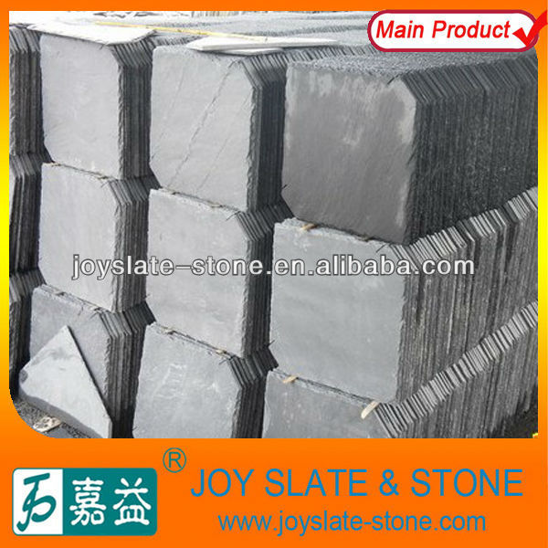 premium natural stone grey slate roofing
