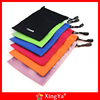 Top quality customised microfiber cellphone pouch