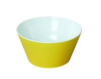 Two-tone Melamine Soup Bowl