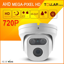 Best selling HD AHD 720P 2pcs infrared led ir 360 camera