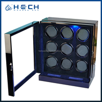 new high quality automatic watch winder top sale for 9 watches