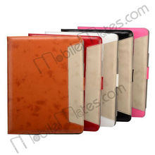 Top Quality Flip Leather Stand Case Cover for iPad 2/iPad 3/iPad 4, for ipad bag cases from shenzhen