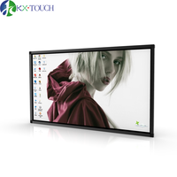"21.5"" 32"" 42"" 55""lcd wall mounted digital player/indoor advertising small signage monitor/touch screen interactive"
