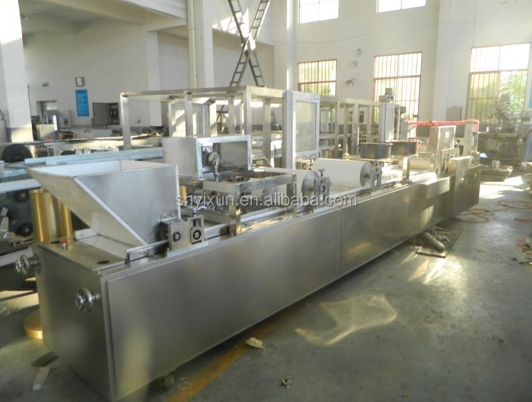 YX Semi-automatic small cereal bar making machine