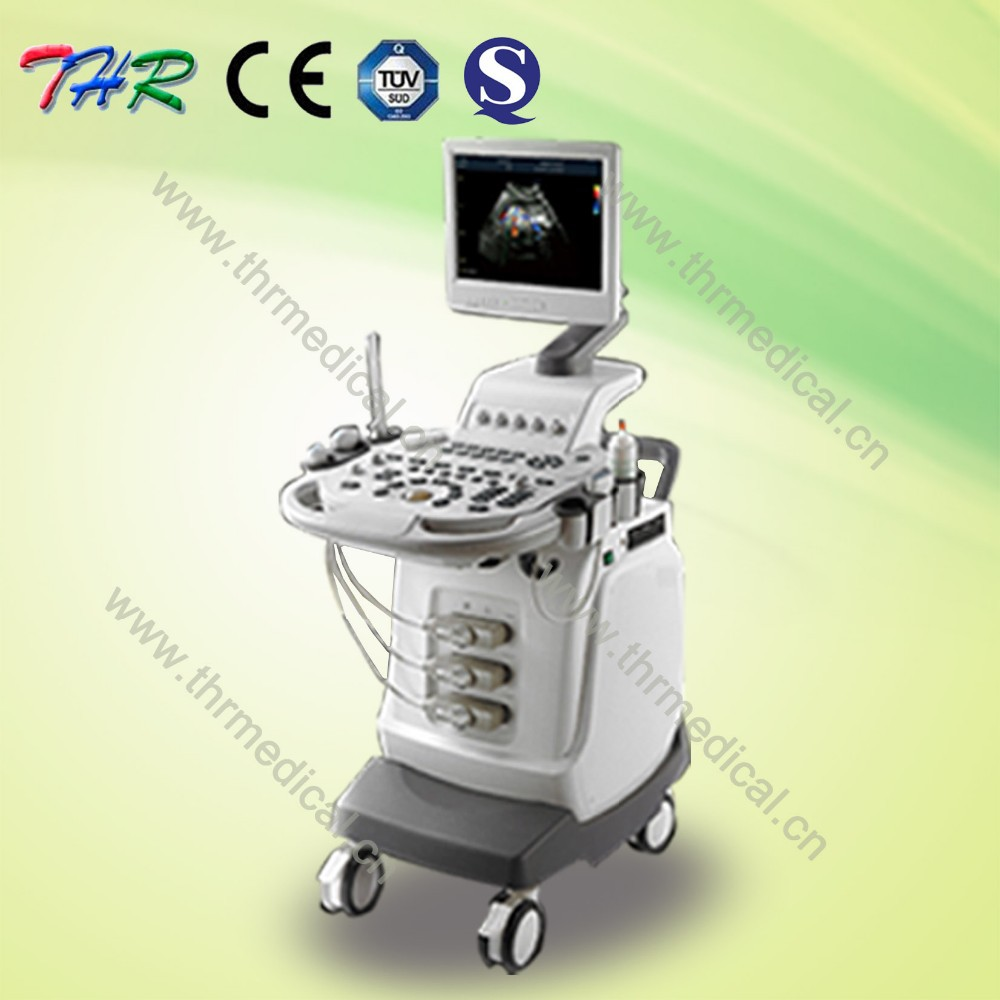 THR-CD005Q Color Doppler B Ultrasound Scanner