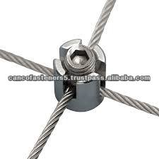 cross cable clamp