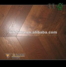 Bar tile flooring