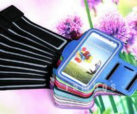 Outdoor Sport Travel Smart Phone Arm Bag Workout Armband Case Cover Pouch for Samsung Galaxy S4 i9500