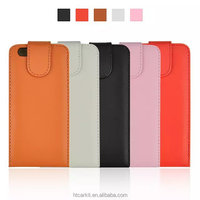 Fashionable design pu leather flip case for iPhone 6 6 plus/up and down phone case for iphone 6