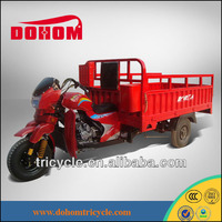 Strong cargo box trike motorcycle
