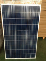 24V60 series poly 250w solar pv module china 1kw semi flexible pv solar cell panel