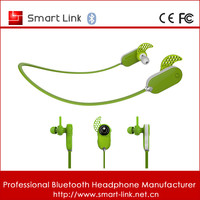 2014 hot selling fashional style cheap colorful logo earphone invisible bluetooth earpiece mini earphone