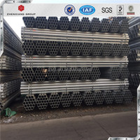 China quality iron and steel material products mild carbon steel round pipe sizes