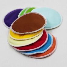 YWX49 bamboo fiber washable breast pads nursing pad