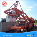 2017 Best selling good performance can manual concrete mixer machine