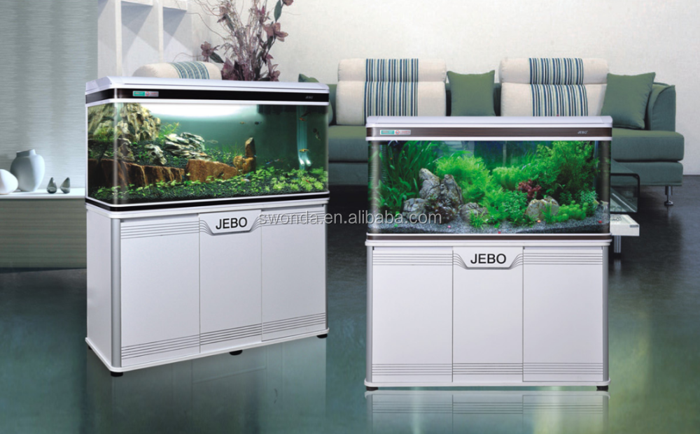 Jebo Coffee Table Aquarium Thesecretconsulcom - Acrylic aquariumfish tank clear round coffee table with acrylic
