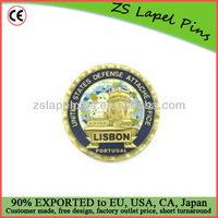 government gift coins/ official prize coins/ custom metal coin